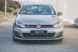 Maxton Design front splitter passend voor Volkswagen Golf GTI Mk7_